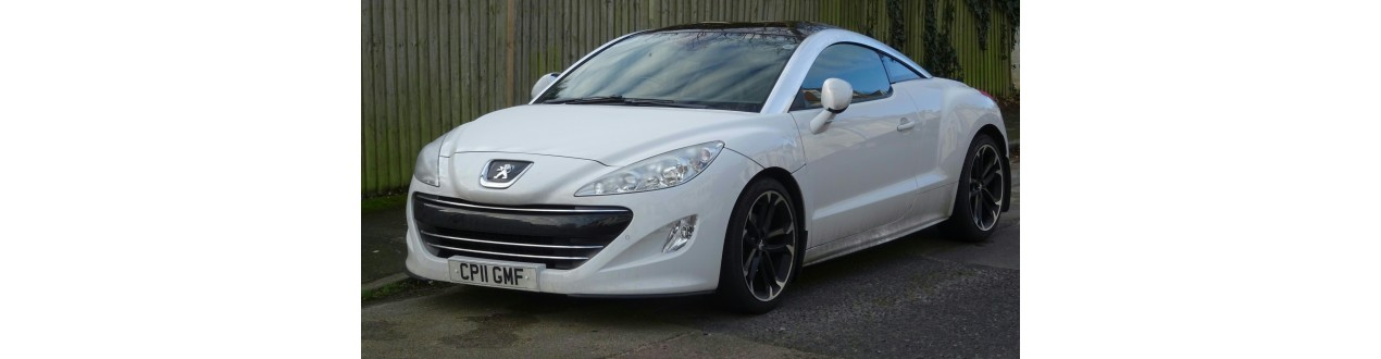 Peugeot RCZ specialised spare parts | MAXAIRASautoparts