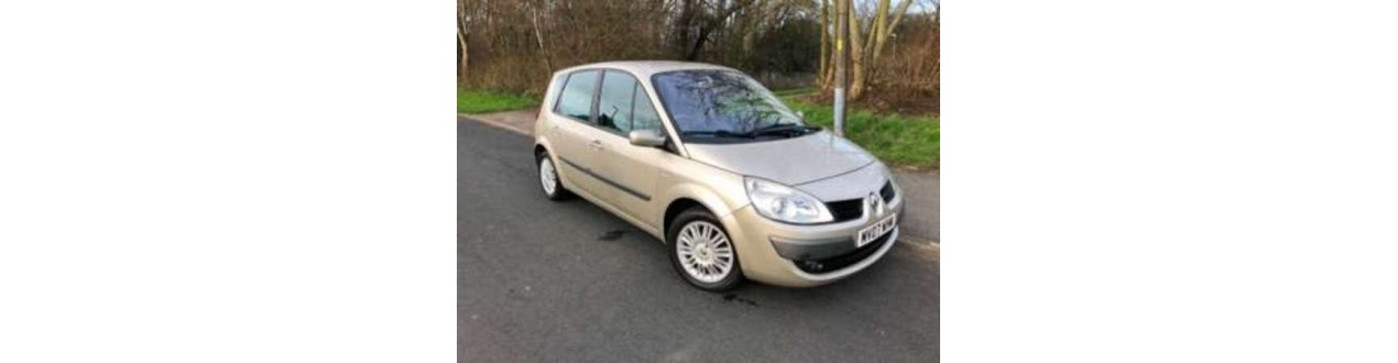 New specialized parts for Renault Scenic | MAXAIRASautoparts