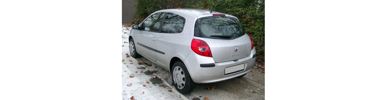 New parts for Renault Clio III (2006-2011) | MAXAIRASautoparts